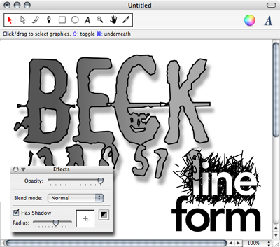 lineform