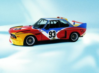 Alexander Calder, Art Car, 1975 - BMW 3.0 CSL (12/2003)