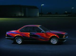Ernst Fuchs, Art Car, 1982 - BMW 635 CSi (12/2003)