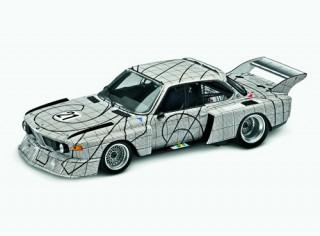 BMW Miniaturen: Art Car Frank Stella BMW 3.0 CSL (11/2004)