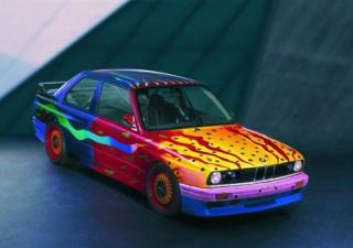 Ken Done, Art Car, 1989 - BMW M3 Gruppe A Rennversion (12/2003)
