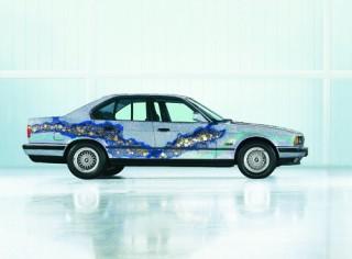 Matazo Kayama, Art Car, 1990 - BMW 535i (12/2003)