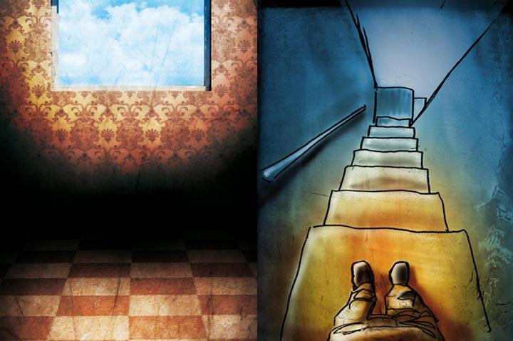 fenster-treppe
