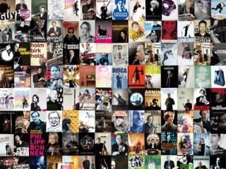 128 Stars. 1 Orchester. Die Kampagne von Scholz & Friends für die Berliner Philharmonie setzt sich gestaffelt aus den Einzelpoträts von 128 Musikern zusammen.