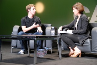 Mark Zuckerberg ist Mediaperson of the Year