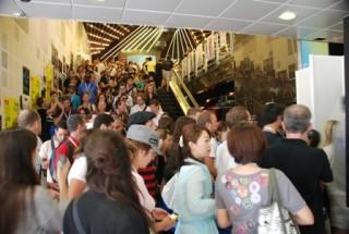 Gut besuchte Seminare im Palais du Festival