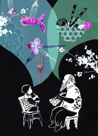 Der Chinese auf dem Fahrrad | Hinz und Kunz Magazin, 2010