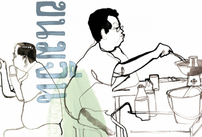 Thai Food2 | Freies Buchprojekt, 2007