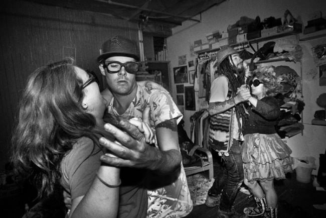 Die Studentin Julie Glassberg vom International Center of Photography porträtiert Menschen, die in so genannten Subkulturen leben.