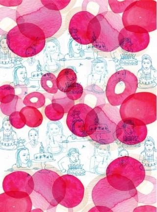 »Birthdays are for kids«, Sarah Rowland