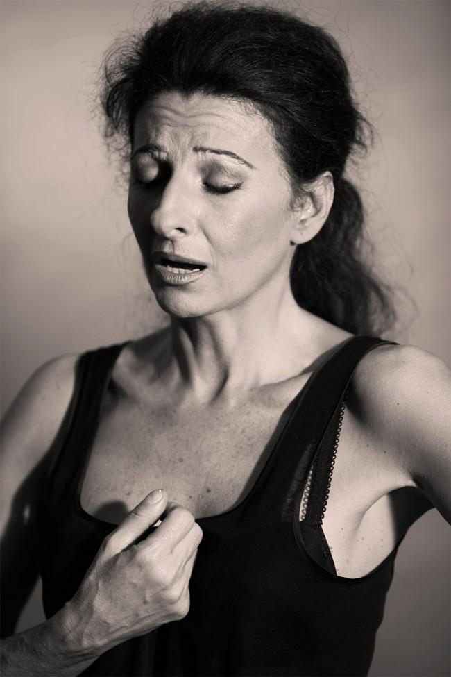 Lucia Aliberti, italienische Opernsängerin