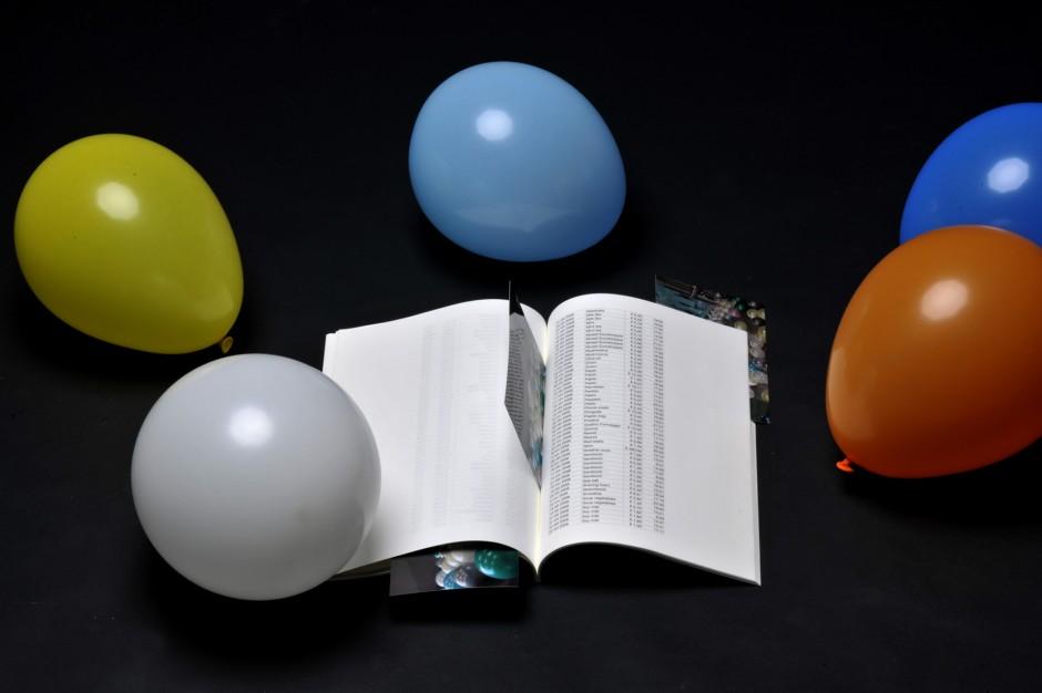 Receipts Ballons