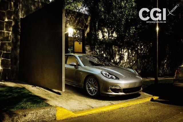 Bestes Still Porsche Panamera 3 Recom Deutschland