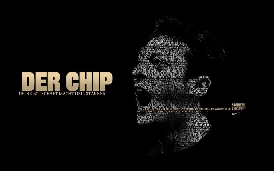 »Social Media«: Silber - Der Chip von Kolle Rebbe (Kunde: Nike)