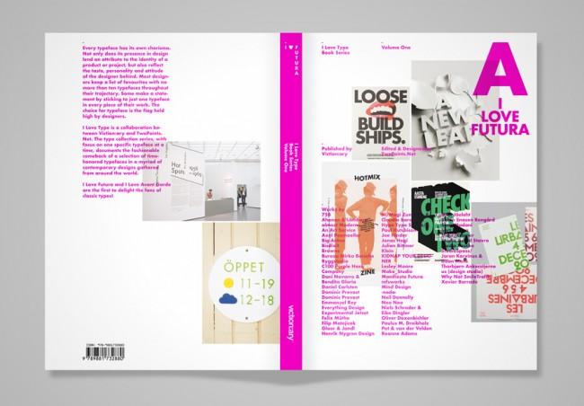 I love Futura Cover 2D