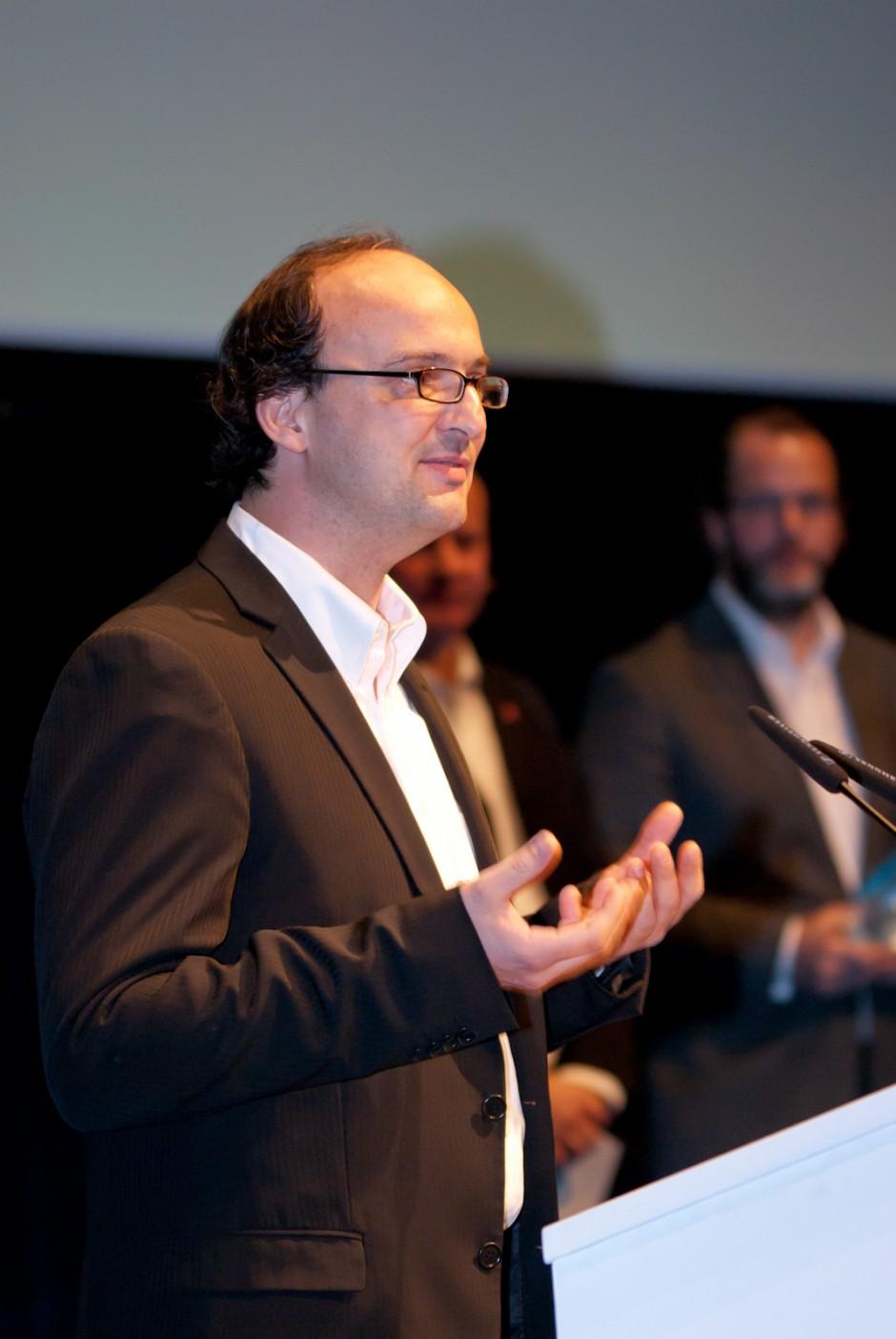 Dominik Grollmann, Chefredakteur Internet World