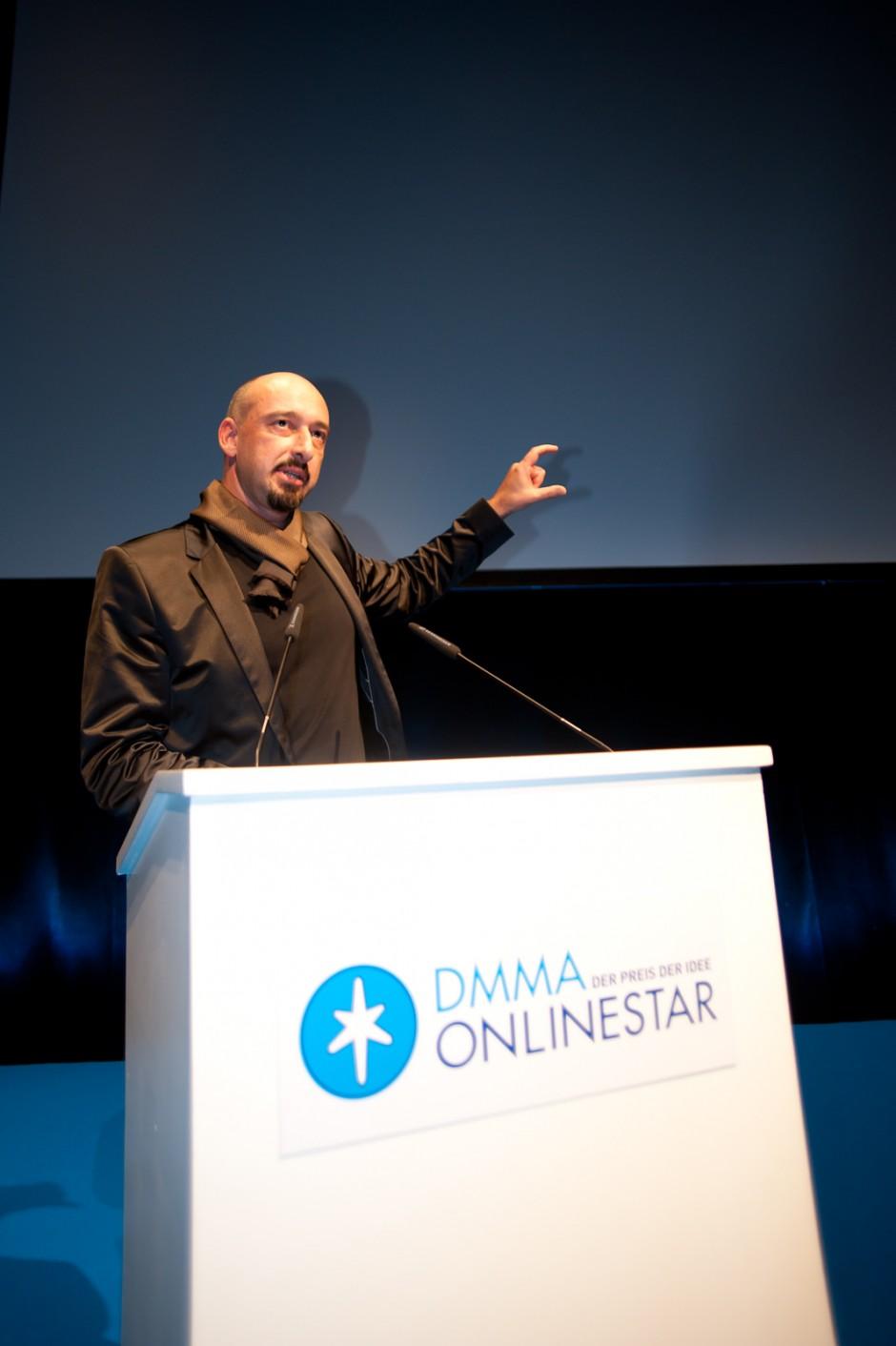 Michael Kutschinski, Kreativchef Ogilvy Interactive