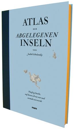 Silber für den Mareverlag-Atlas von Judith Schalansky