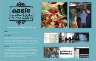 Gold für die Launchkampagne eines Oasis-Albums von BBH Labs