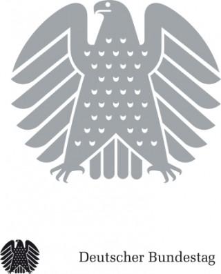 Silber für die Visual Identity des Deutschen Bundestags von Buero Uebele