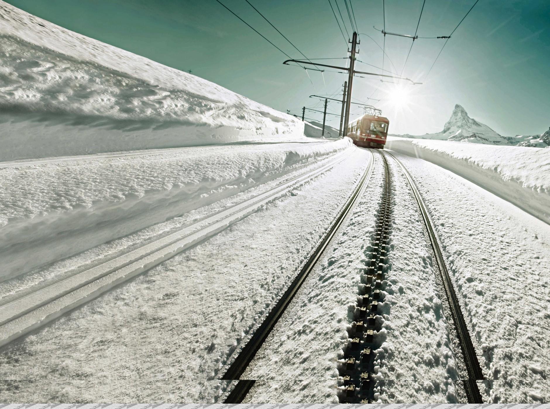 Zahnradbahn von Dominik Obertreis für Salzgitter