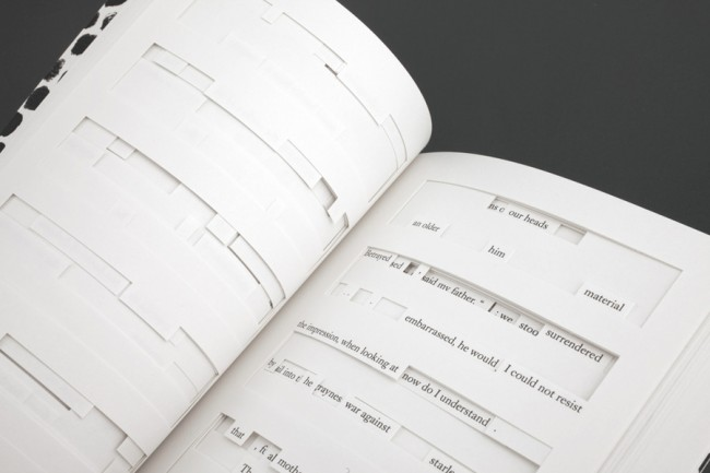 Tree of Codes by Jonathan Safran Foer