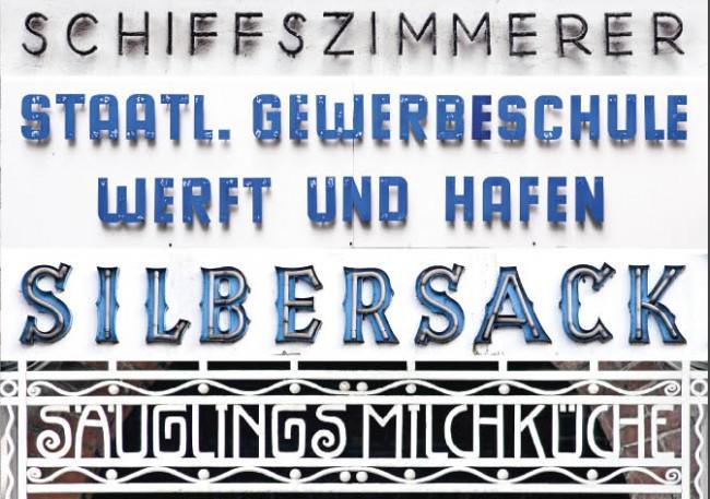 Hamburg Alphabet | S