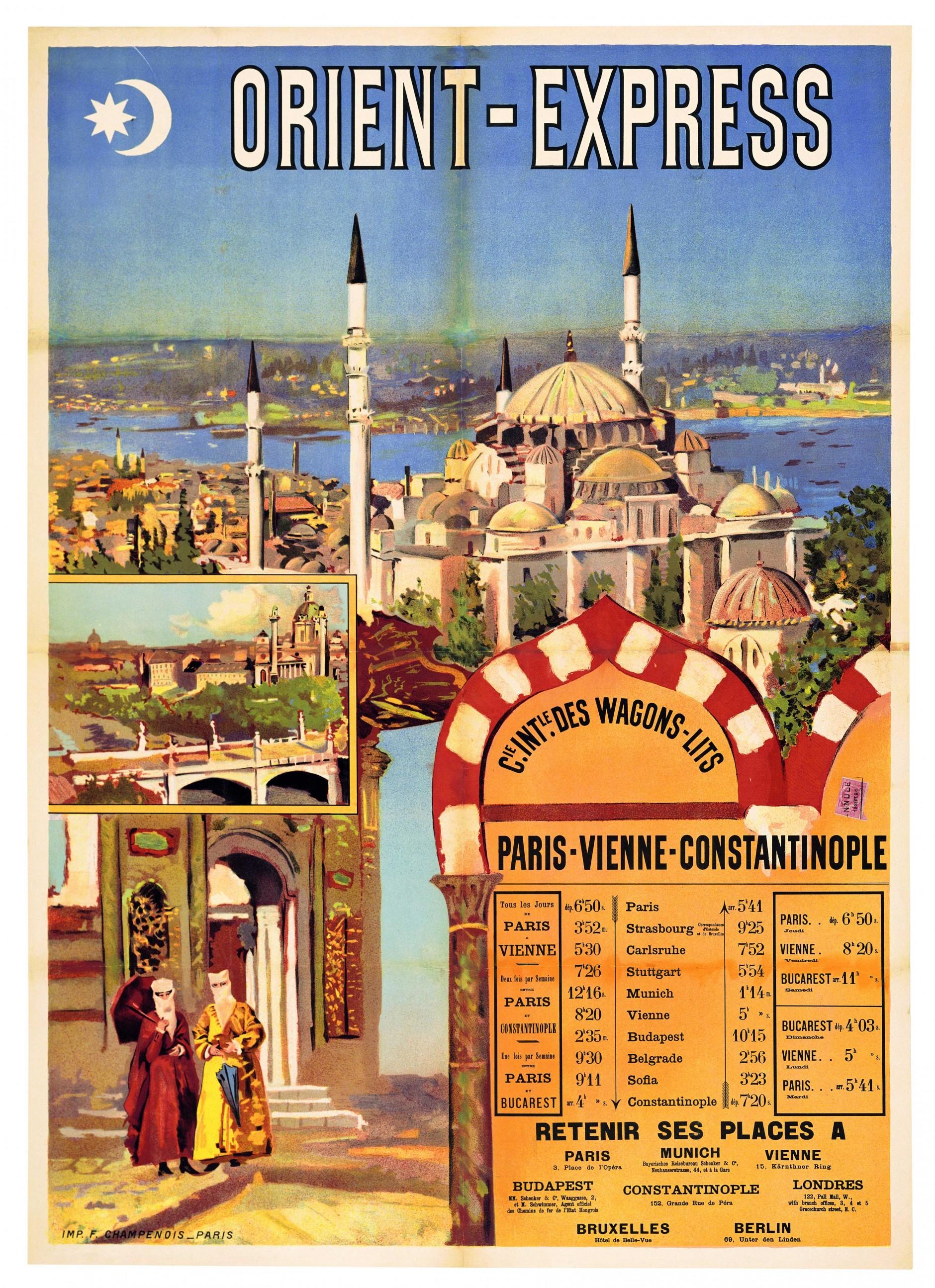 Europa-OrientExpress 1891