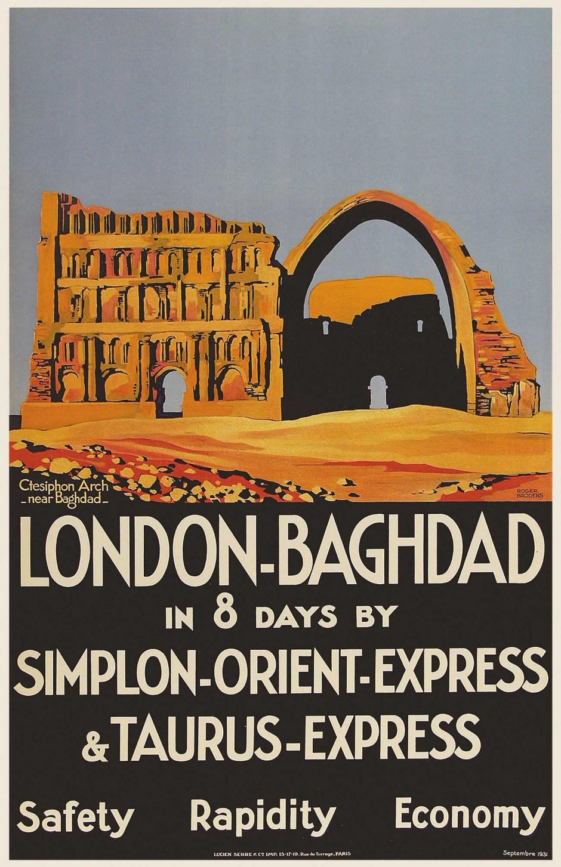 London-Bagdad