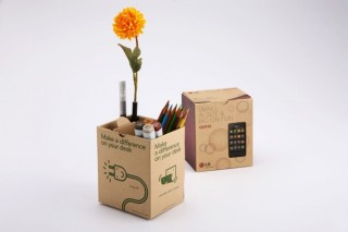 Reusable Eco Package - LG Electronics
