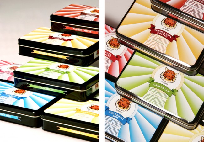 Brawny-Coffee | Kreativkonzept, Markenentwicklung und Verpackungsdesign