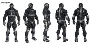 Nanosuit 2 - Crytek