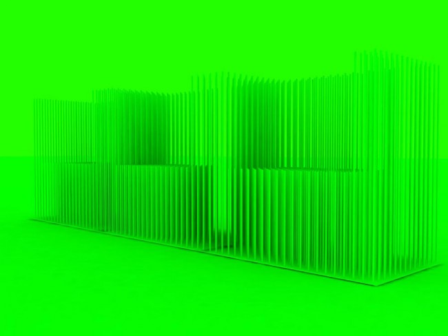 Aykut Erol: Sofa »Grass«, 2007