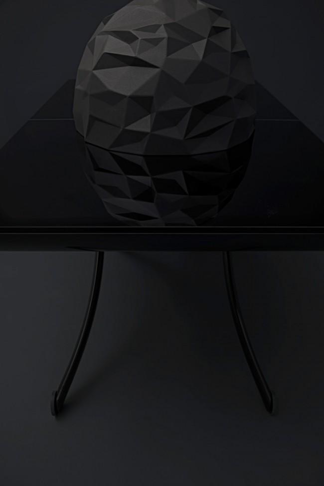 Tisch »YO-YO 2« von Pagnon & Pelhaitre für Ligne Roset | Fotografie: Hubertus Hamm