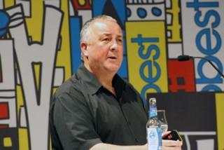 Speaker Marc Tutssel, Leo Burnett