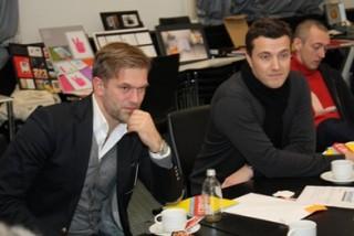 The Design Jury at Work