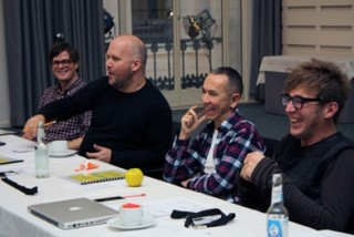 The Interactive and Mobile Jury at Work