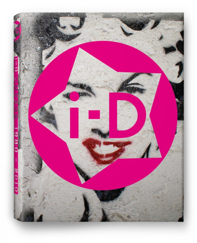 i-D covers 1980-2010 | Hardcover