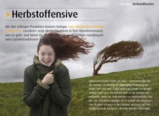 Comdirect-Magazin »Compass«