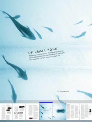 Die Agentur ringzwei gestaltete das BMW Magazin für das iPad