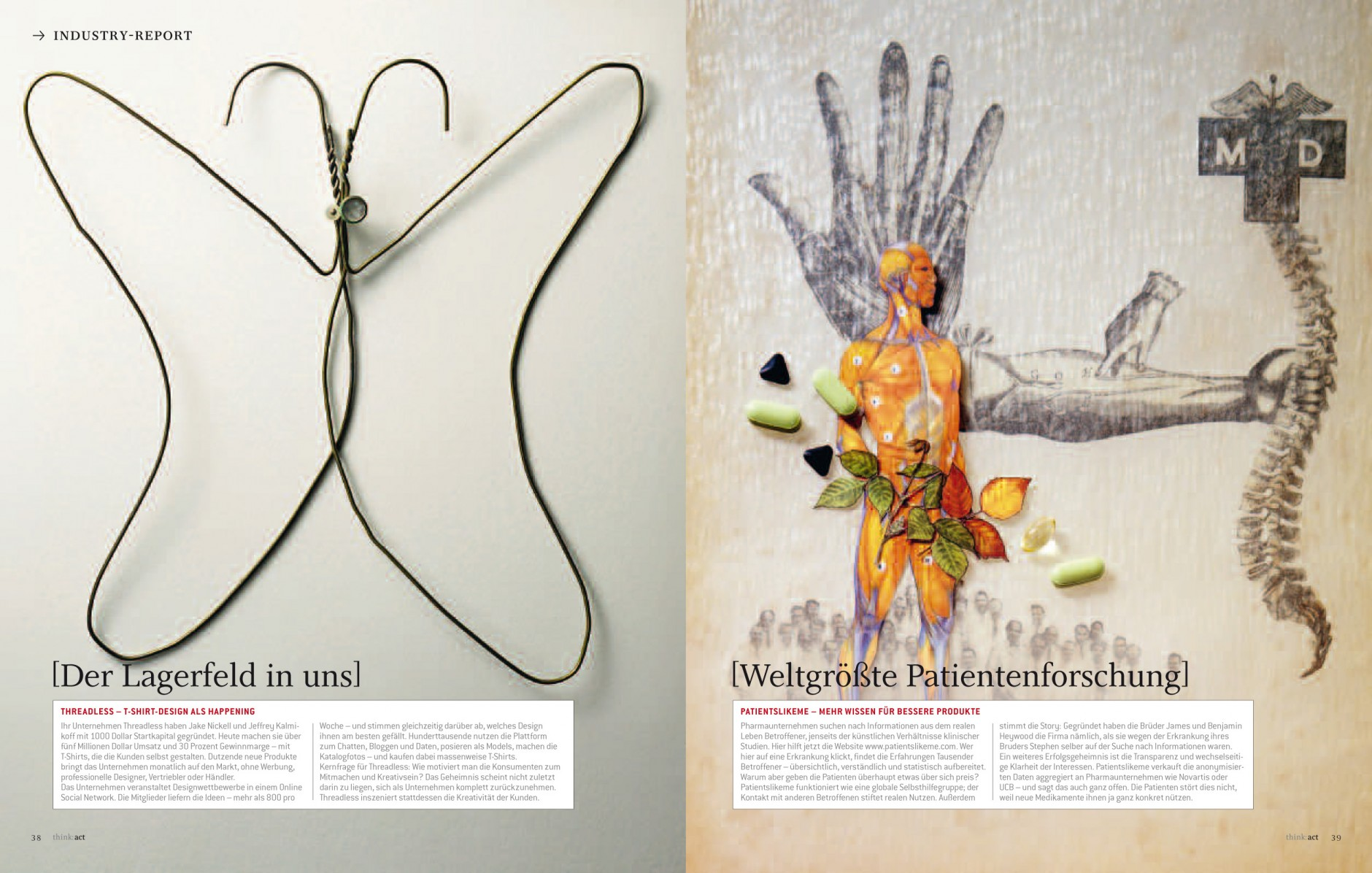 Roland Berger-Magazin »think:act«