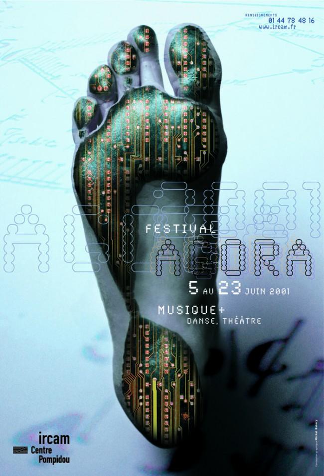 Festival Agora, IRCAM - Centre Popmpidou, 2001