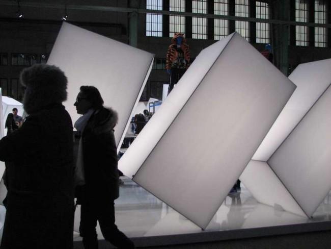 adidas Eisbergoptik in wechselnden Farben