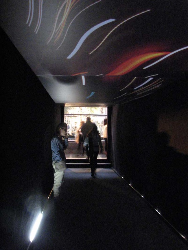 Tunnelgang ins Herz von Wrangler