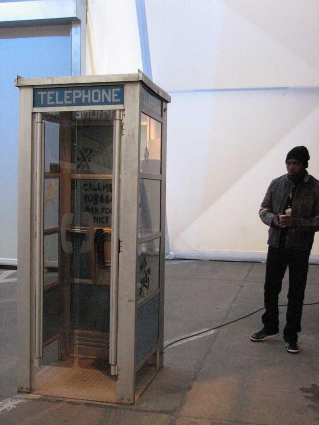 ... Telefon inklusive