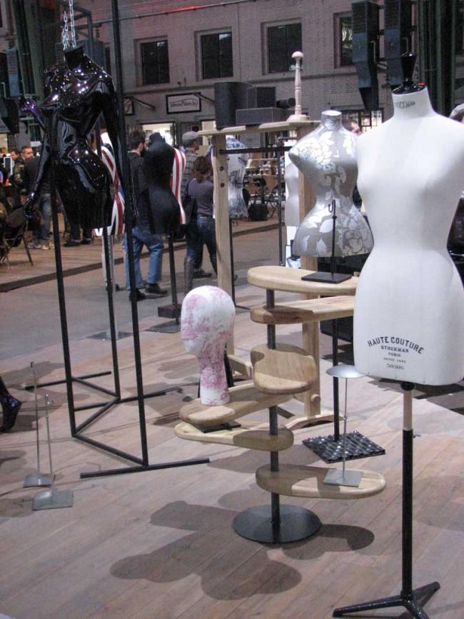 Die legendäre Schneider- und Schaufensterpuppen Manufaktur Stockman Paris