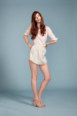 in Studio | Styling:Cameron Lee Putt Make Up: Anamaria Franco Model: Kat@Red11 Models