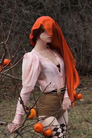 fashion tales | Fashion Editor: Margaret Petchell, Make Up: Margaret Petchell, Model: Nicola H. @ Nova Models