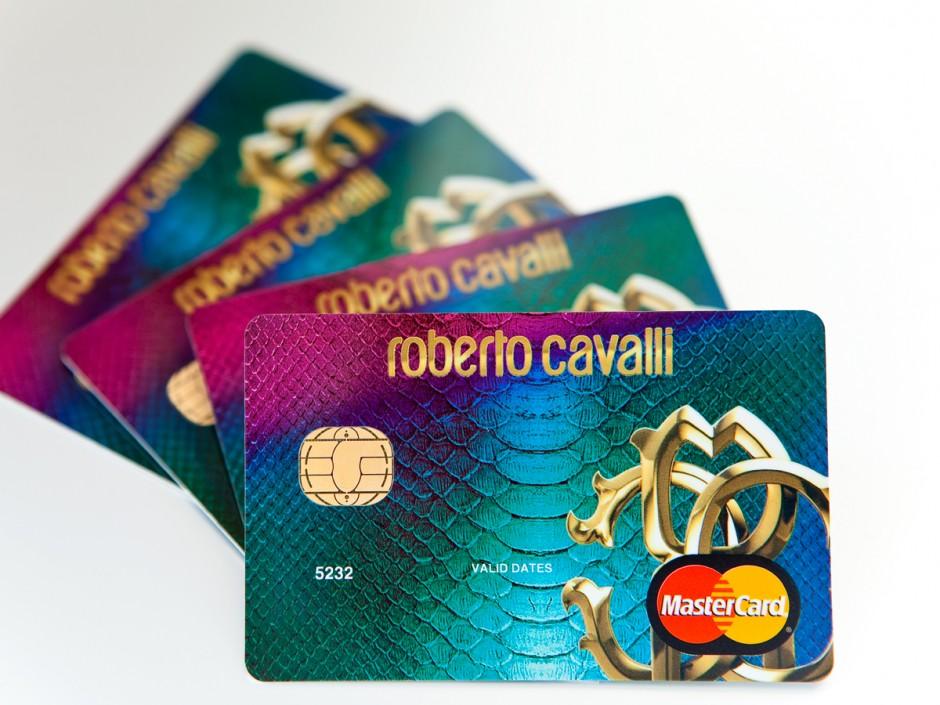 Roberto Cavalli Card