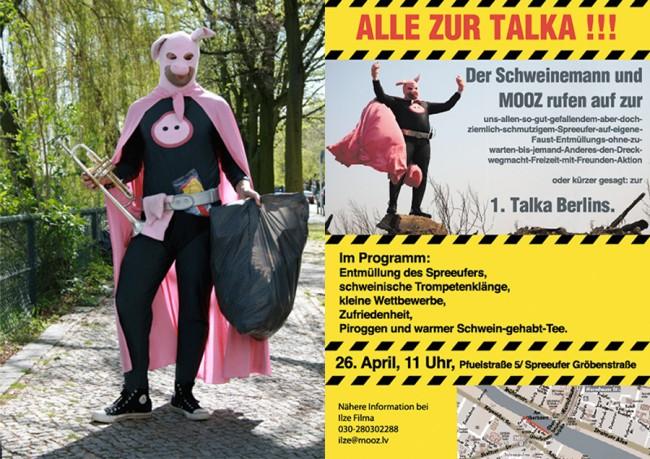 Talka | Eigenprojekt- Initiierung / 2008